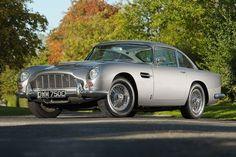 1965 Aston Maritn DB5