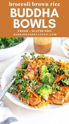 Tofu Recipes, Vegan Dinner Recipes, Vegan Dinners, Dairy Free Recipes, Vegan Recipes Easy, Real Food Recipes, Gluten Free, Cooking Recipes, Yummy Food