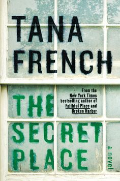 Amazon.com: The Secret Place (Dublin Murder Squad)  by Tana French