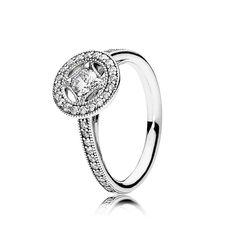 Cheap Pandora Vintage Allure Ring 191006CZ UK