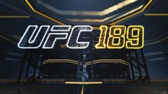 UFC Live Event Package