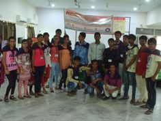 First Blood Donation Camp at Amroli College 30-06-2016