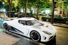 ~Dreamin~ Koenigsegg Agera R