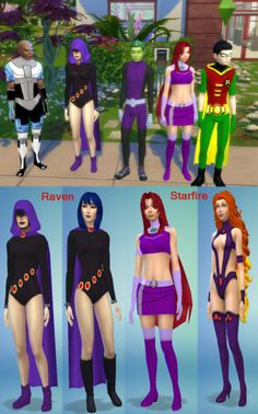 The sims 4 — ♣ 67 familias Sims ♣