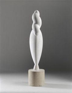 white - sculpture - Constantin Brancusi