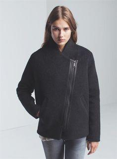 jade-wool-coat - Jackets - Shop woman - DENHAM the Jeanmaker