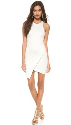 Bec & Bridge Isis Angle Dress - Ivory