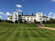 Luxury hotel and spa right on the River Thames - my Danesfield House review