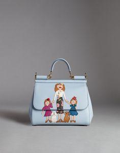 Dolce&Gabbana|Mother Daughters Handbag - Fall 2015
