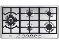 Piano cottura a gas 90 cm - SLF X Fire Crown, Cast Iron, It Cast, The Back Up Plan, Safety Valve, Electronic Devices, Black Kitchens, E Design, Gas Hobs