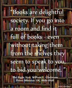 - William GLADSTONE (Prime Minister. UK, 1809-1898). Library