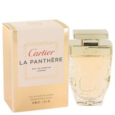 Cartier La Panthere by Cartier Eau De Parfum Legere Spray 1.6 oz - Natural Peach naturalpeach.com