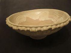 Handmade Pottery Sink Vessel