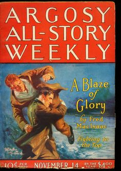 Argosy All-Story Weekly – 11/21/25 – Adventure House