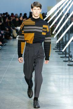 Cerruti 1881 Fall 2018 Menswear Fashion Show Collection