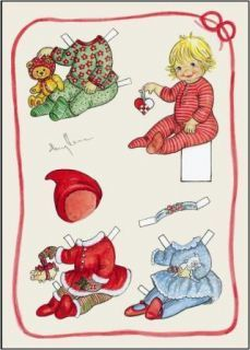 Henny Olsen ~ CHRISTMAS BABY Tin Containers, Christmas Baby, Paper Dolls, Rooster, Origami, Diy And Crafts, Olsen, Danish, Passion