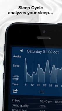Sleep Cycle Apps #elitemensguide