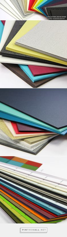 LCI Paper specialty paper - hundreds of colors and finishes to choose from!