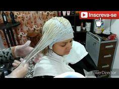 Bleached Hair, Hair Videos, Salons, Beanie, Dreadlocks, Stylists, Cap, Hair Styles, Youtube
