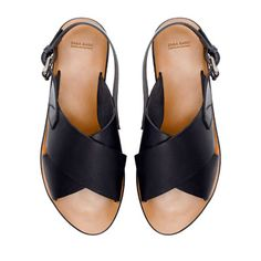 CUÑA FLATFORM - Zapatos - Mujer | ZARA España