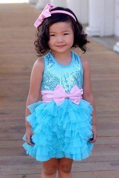 Ooh! La, La Couture Cruise Sky WOW Dream Dress!