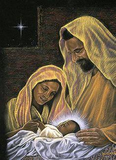 Black Nativity: African American Christmas Card (Box Set of 15 . American Art, African, Black Art Pictures, Jesus Art, Female Art, Art, Black Nativity, Art Pictures, Beautiful Art