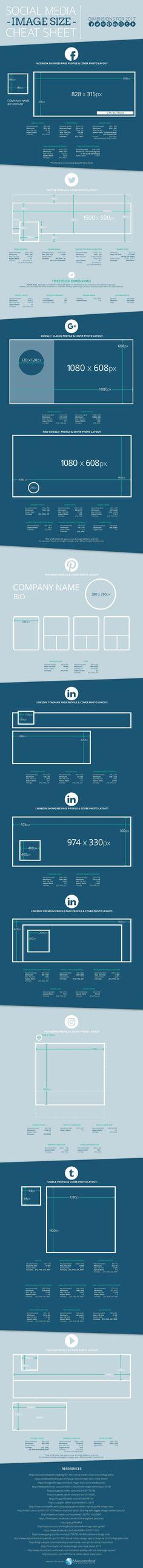 social media image dimensions