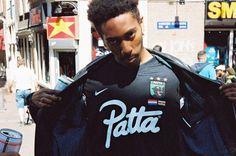 """Patta X Nike """"I Am Tiempo"""" Camiseta Verano 2014"""