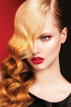 Hair: Tasha Stevens @ Jamie Stevens Hair. Make-up: Dragon. Styling: Bernard Connolly. Photography: Barry Jeffery