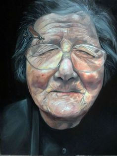 """Check out this @Behance project: """"GRANDMOTHER"""" https://www.behance.net/gallery/20296655/GRANDMOTHER"""