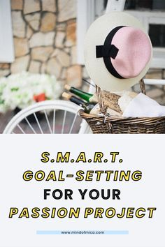 How do you set goals for your passion project? In this post, learn how to set SMART goals for a personal passion project to make sure you stay consistent. Smart Goal Setting, Setting Goals, Goal Setting Worksheet, Life Coaching Tools, Set Your Goals, Go Getter, Passion Project, Success Mindset, Personal Development