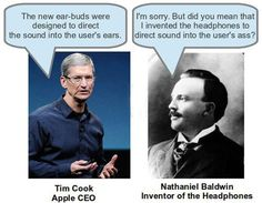 Apple still thinks they created everything…
