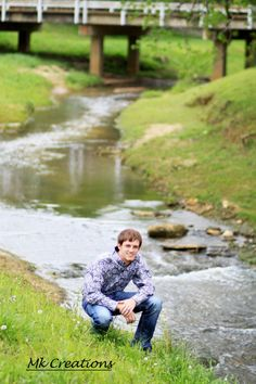 Boy Senior Pictures -- MK Creations