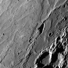 Messenger Mission Mercury: Pitch Black