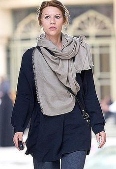 Image result for carrie mathison fashion