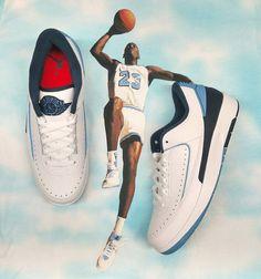 93fdab62a71 Get major air in these Nike Air Jordan II Retro Low Shoes and AJ Jordan Fly  Over Tee. Allsports Lexington