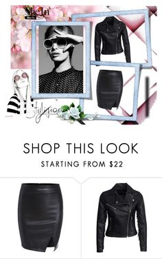 """CONTEST"" by fuad-osmanovic ❤ liked on Polyvore featuring New Look"