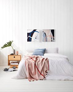 "easycraft panels on Instagram: ""We're getting that Friday feeling from this stunning space by @insideoutmag for @cottonon. We love the simple use of our panels to add…"""