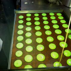 And this is how they are made...Macaroons
