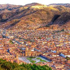 Cuzco, Peru. Photo courtesy of mthiessen on Instagram.