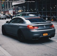 Matte Grey M6  Phpto  by @michael_louis_