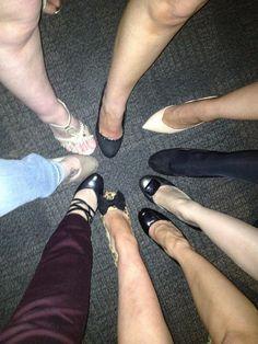 Hen Night Shoes!