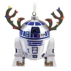 affiliate link Star Wars Bundle of 24 Christmas Tree Ornaments