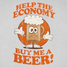To beer or not to beer- is that even a question? Stimulate the economy, sign up for the #BeeroftheMonthClub today!