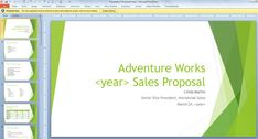free sales template for powerpoint 2013 widescreen business presentations