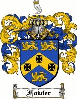 Fowler Coat of Arms / Fowler Family Crest