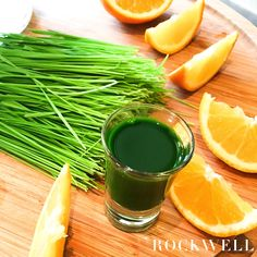 More than just a fad at your local juice bar, wheatgrass juice is a centuries-old remedy to a variety of ailments. Credited as one of nature's best medicines, I like to make wheatgrass shots at hom...