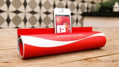 Coca-Cola FM: Magazine Amplifier
