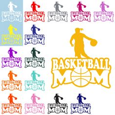 BOWLING MOM DECAL Bowling Mom Sticker Mom Decal Sports Mom - Car window decal stickers sports