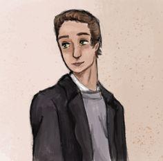 "Confira meu projeto do @Behance: ""Young man""…"